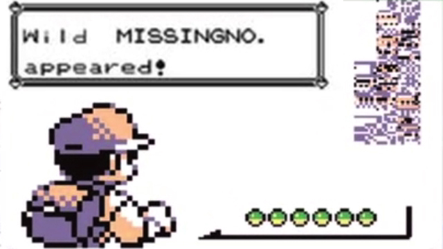 Les origines de MissingNo