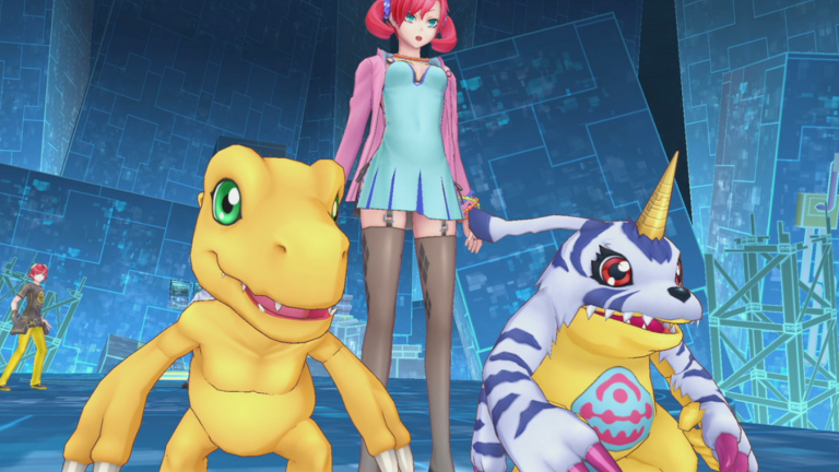 Digimon Story : Cyber Sleuth sort aujourd'hui