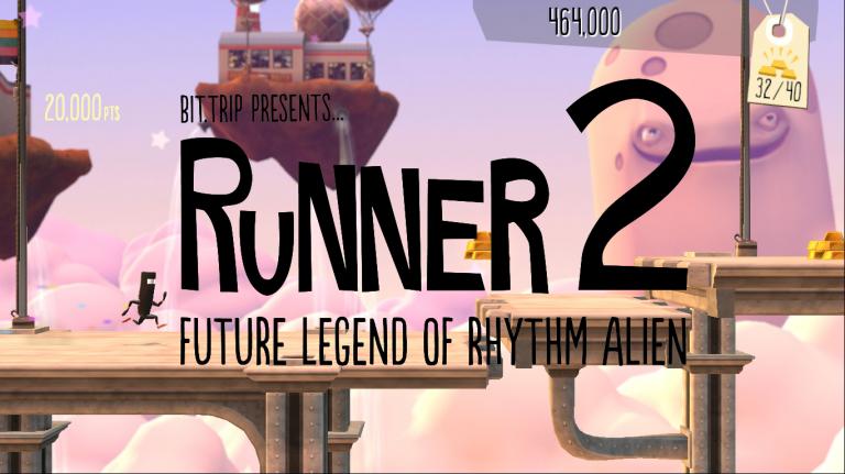 Bit.Trip Presents : Runner 2 - Future Legend of Rhythm Alien arrive sur PS4