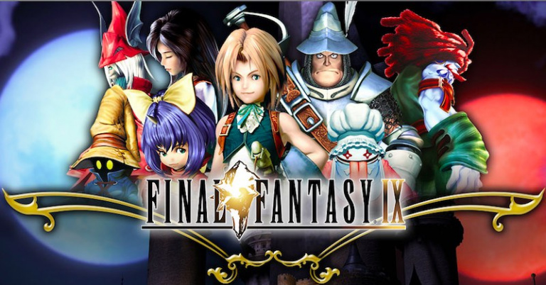 Final Fantasy IX disponible sur iOS et Android