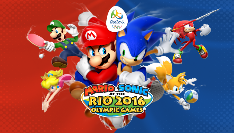 Mario & Sonic aux Jeux Olympiques de Rio 2016 dévoile sa date de sortie