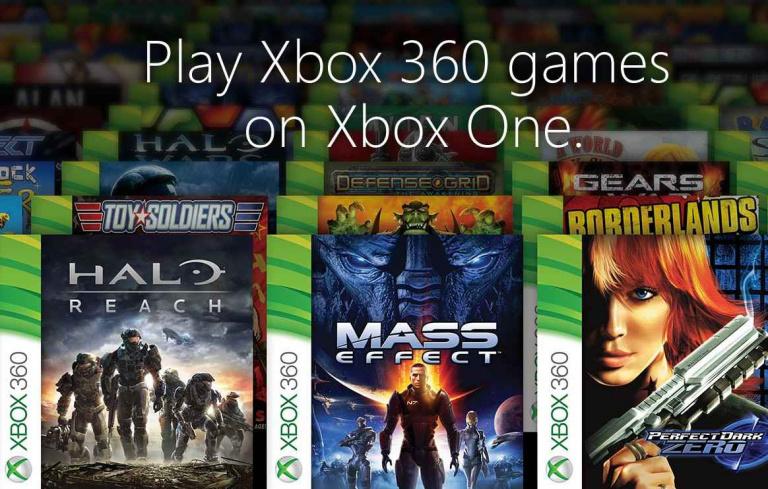Rétrocompatibilité : La Xbox One accueille quatre nouveaux jeux