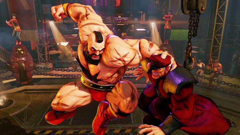 Street Fighter V : Pas de version Super ou Ultra pour le cinquième opus