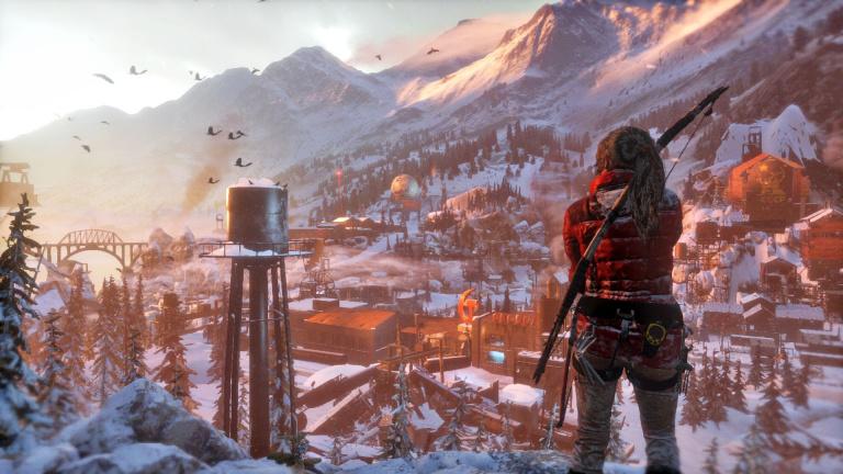 Rise of the Tomb Raider récompensé pour son écriture face à The Witcher 3