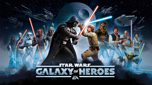 Yoda arrive dans Star Wars : Galaxy of Heroes