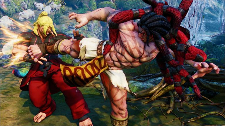 Street Fighter V arrive sur SteamOS au printemps