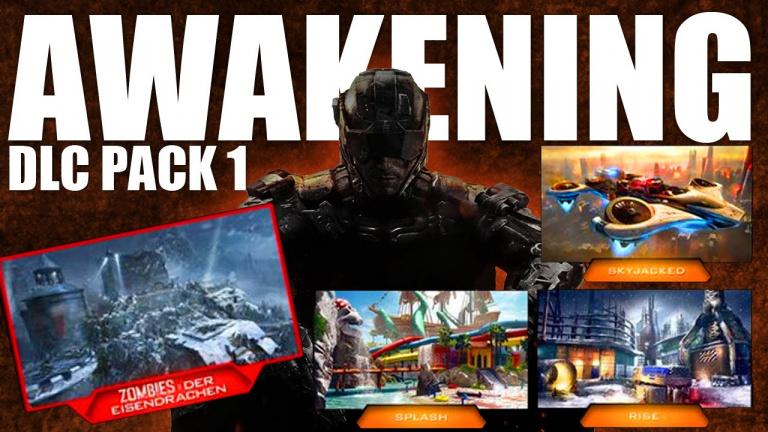 Carte Black Ops 3.Der Eisendrache Comment Allumer Le Courant Sur La Carte