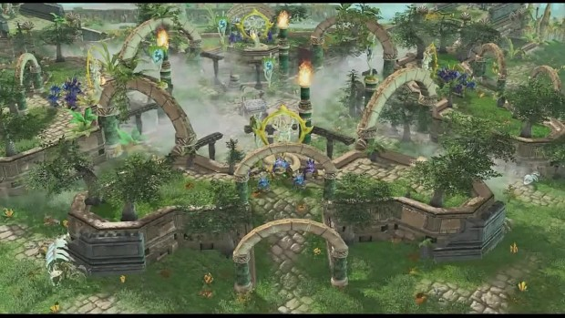 Le mod Warcraft III disponible dès maintenant en alpha sur Starcraft II