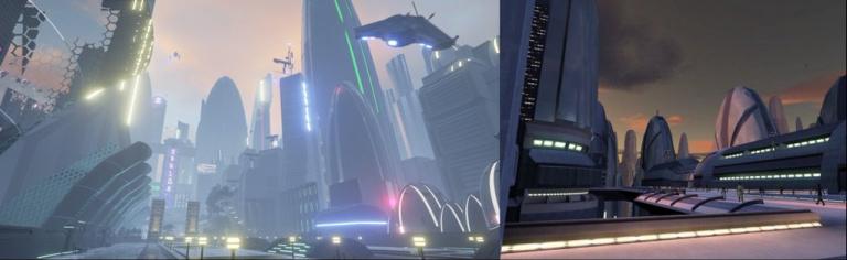 Star Wars KOTOR : Un remake créé par des fans