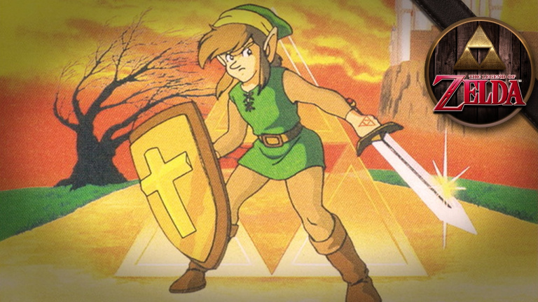Live à 18h : Zelda II : The Adventure of Link avec Anagund
