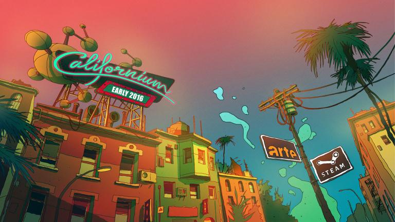 Promo : - 10% sur Californium et un jeu offert pour toute précommande