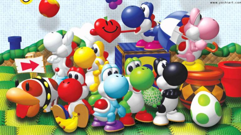 Yoshi's Story disponible sur les Wii U Japonaises