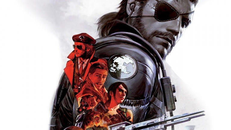 Promos : Californium, MGS V, MGS Ground Zeroes, MG Rising Revengeance