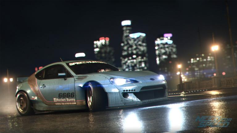 Need for Speed surprend, par la précision de ses spécifications PC