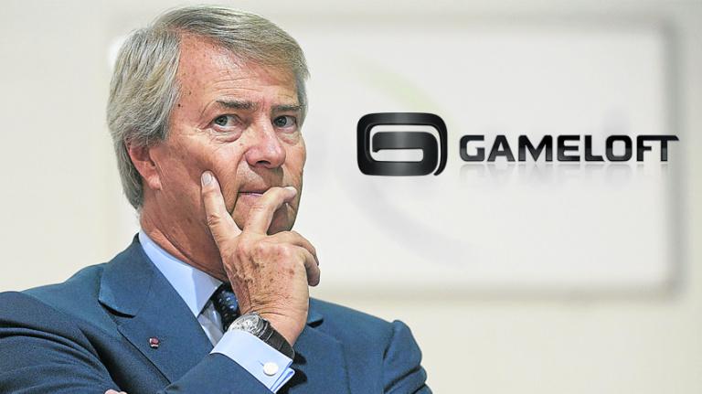 Vivendi lance une OPA sur Gameloft