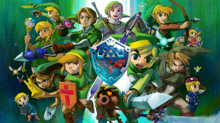 Report Des Lives Ocarina Of Time Et A Link To The Past Anniversaire
