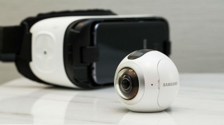 Gear 360 et Gear VR2 : Samsung à la conquête de la réalité virtuelle