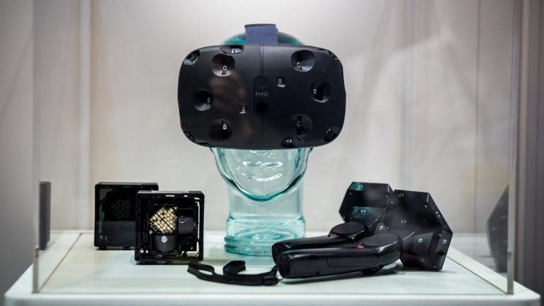 HTC Vive : Avez-vous la place nécessaire chez vous ?