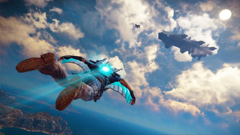 Just Cause 3 revient pour un DLC de haute volée : Sky Fortress !