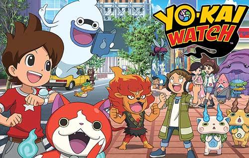 Yo-Kai Watch trouve une date de sortie en France