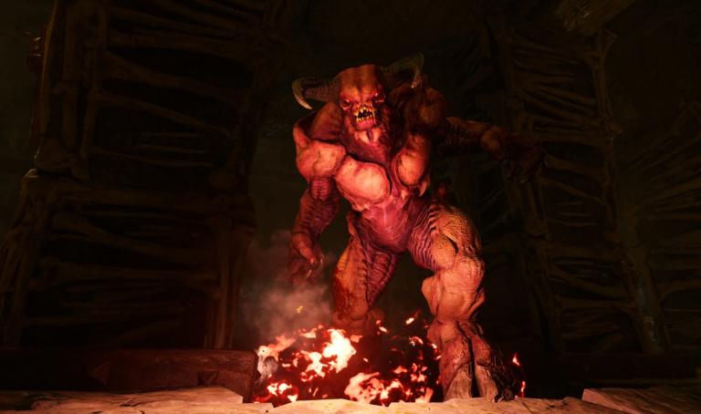 Doom : Les deux premiers Doom offerts avec la précommande sur Xbox One
