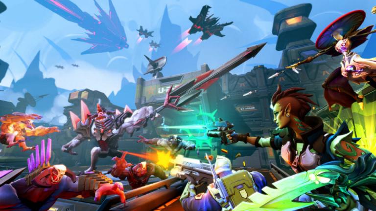 Gearbox a investi davantage pour Battleborn que pour Borderlands 1 et 2 réunis
