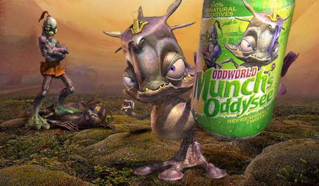 Oddworld Munch's Oddysee : Une nouvelle version prévue sur Steam ...