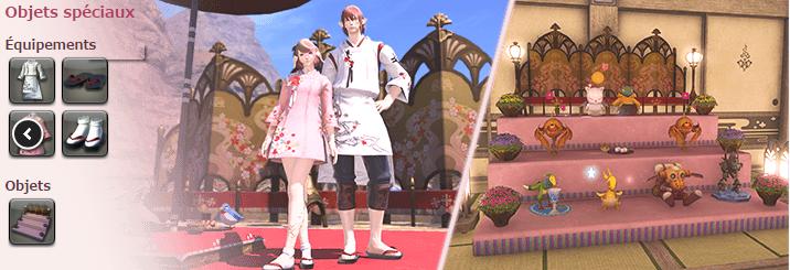 Final Fantasy XIV : La Fête des Demoiselles revient