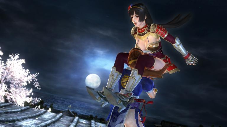 Naotora Ii (Samurai Warriors) débarque dans Dead or Alive 5 : Last Round