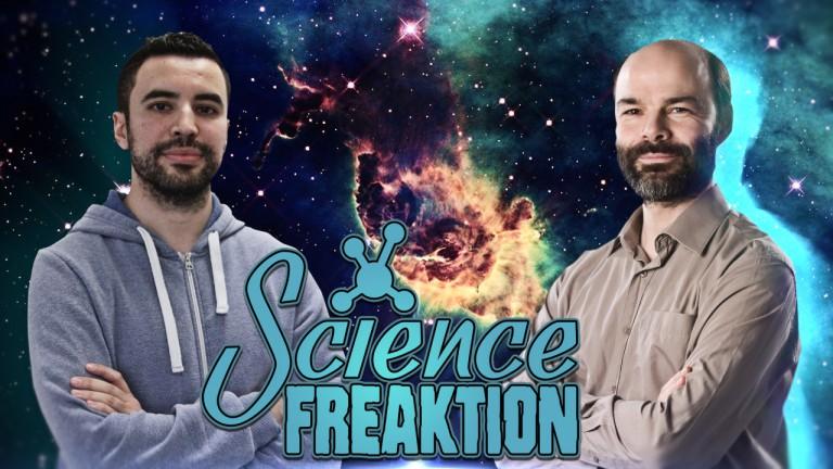 Suivez Science Freaktion sur l'univers de Mass Effect dès 20 heures