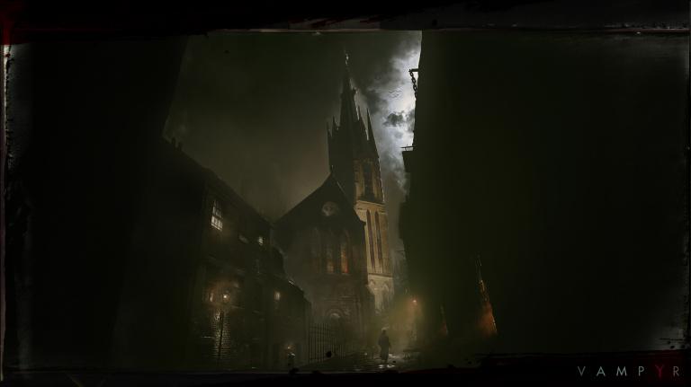 Vampyr, un RPG qui a du mordant, par les créateurs de Life is Strange