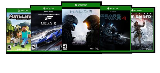 Promo : Un jeu Xbox One offert sur Amazon, Asus et MSI en réduction