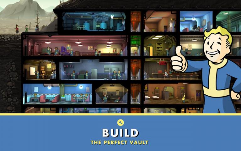 Fallout Shelter accueille la mise à jour 1.4