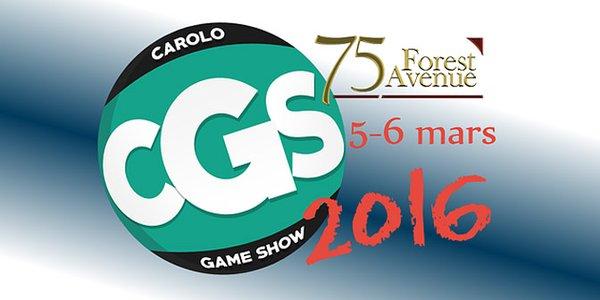 Le Carolo Game Show, une convention gaming à Charleville-Mézières