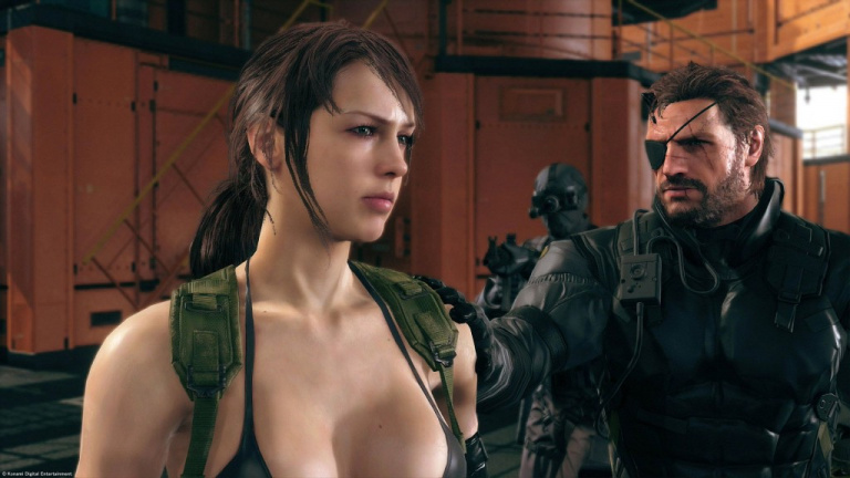Metal Gear V Online : Une date pour Cloaked in Silence