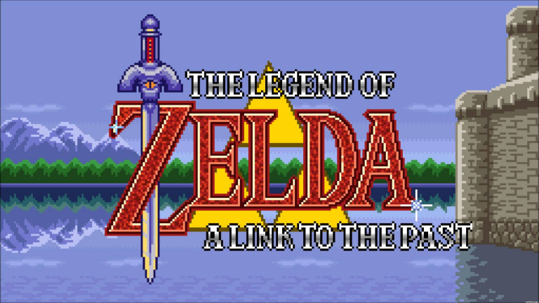 The Legend of Zelda : A Link to the Past sous Unreal Engine 4