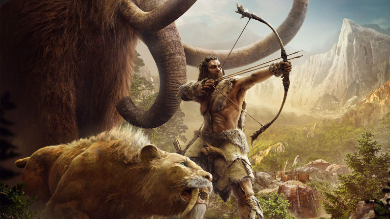 Far Cry Primal, l'ancêtre de Far Cry 4 ?