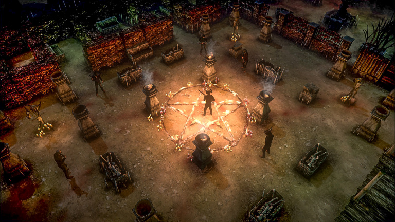 Hard West : Scars of Freedom disponible sur Steam et GOG