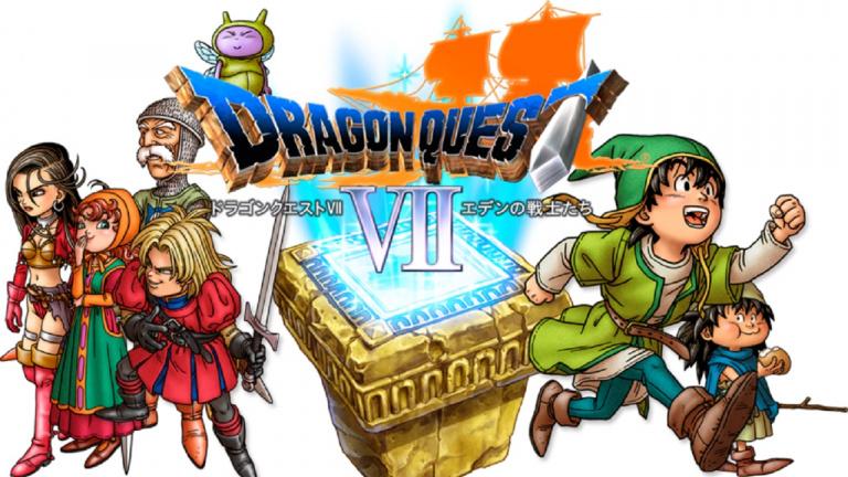 Nintendo Direct : Dragon Quest VII arrivera finalement après l'été 2016