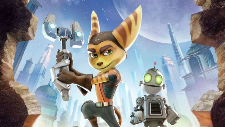 Ratchet & Clank le film : Nikos Aliagas et Squeezie au casting