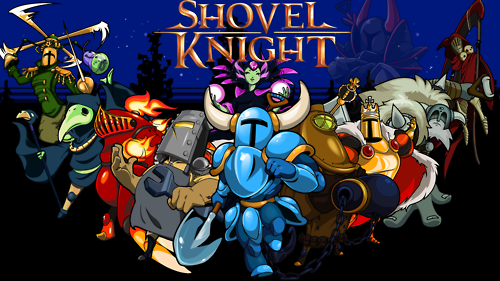 Shovel Knight édité par Nintendo au Japon