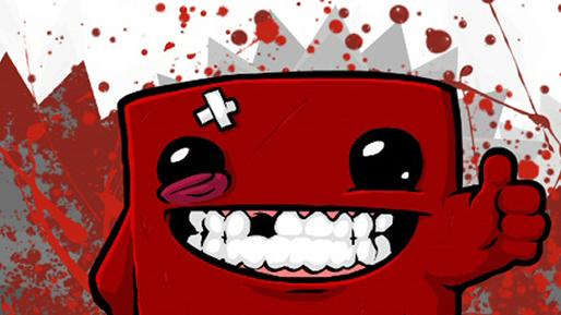 La Wii U va faire le plein de protéines, avec l'arrivée de Super Meat Boy