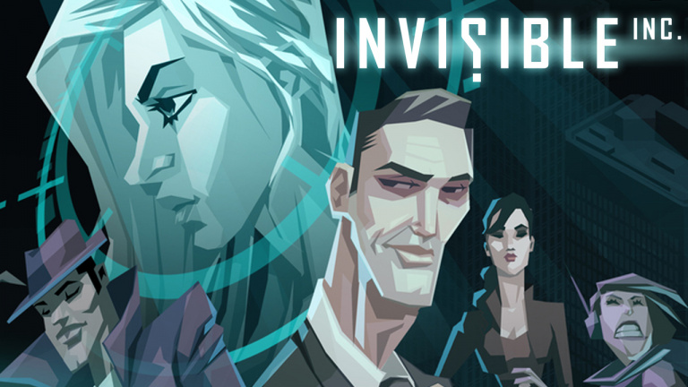 Invisible, Inc. sortira le 19 avril sur Playstation 4