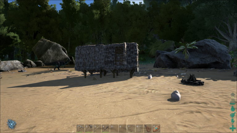 sac de couchage ark
