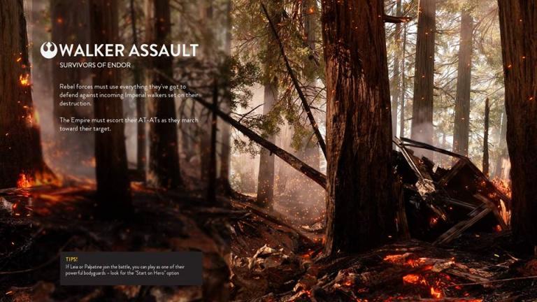 Star Wars : Battlefront propose une mise à jour gratuite