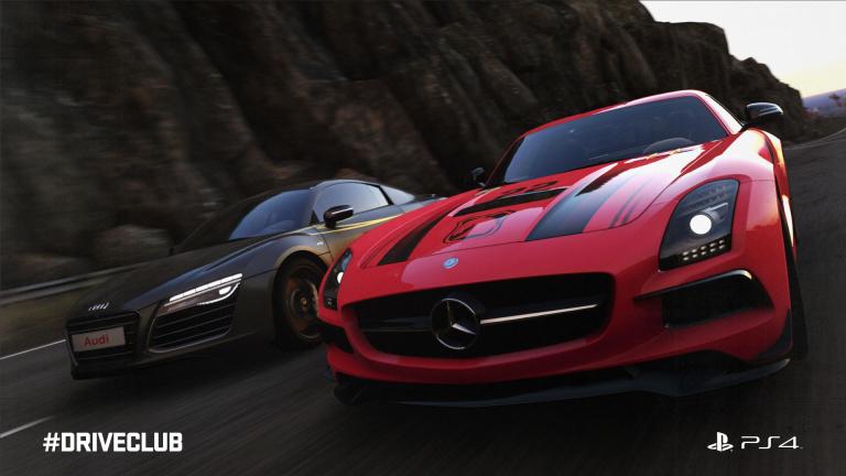 Driveclub : La mise à jour de mars déboule sur PS4