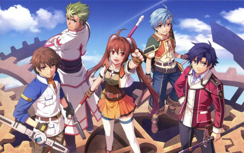 Trails in the Sky the 3rd en occident ?