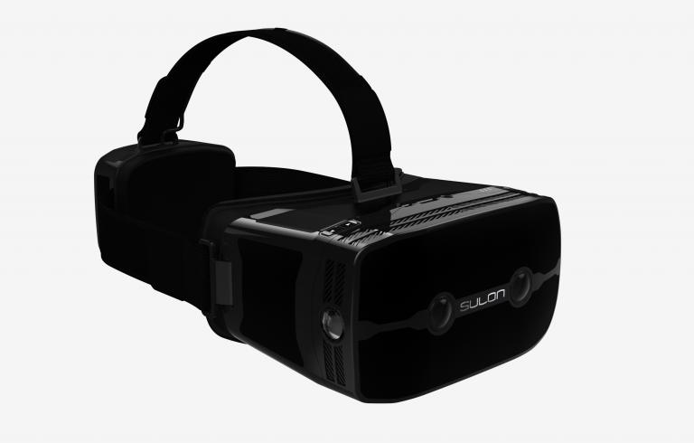 GDC 2016 : AMD dévoile son casque de réalité virtuelle autonome : le Sulon Q