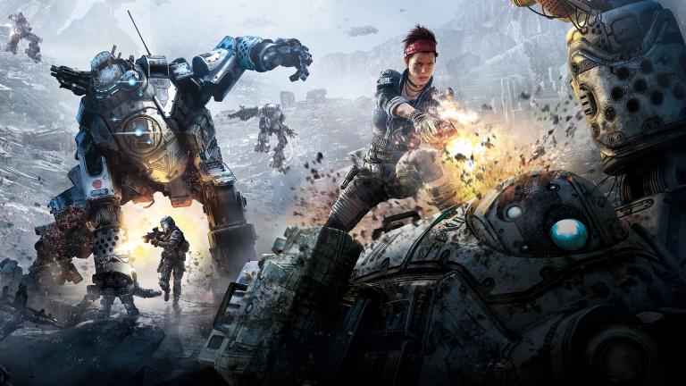 Titanfall rejoint l'Origin Access