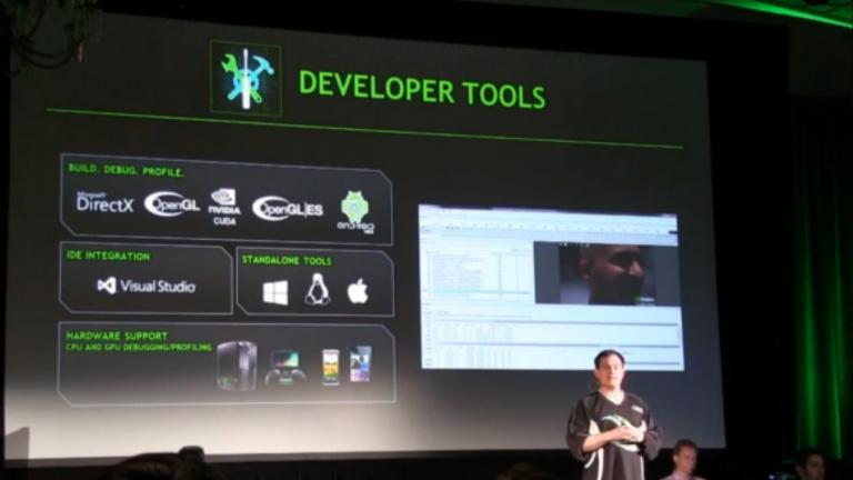 GDC 2016 : le SDK de la bibliothèque d'outils NVIDIA GameWorks passe en version 3.1